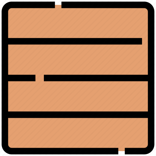 design, four, grid, layout, sections, tile icon