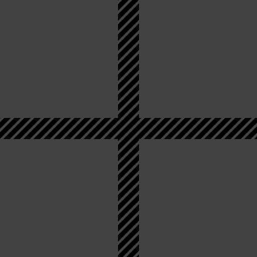 design, grid, layout, shape, tool icon