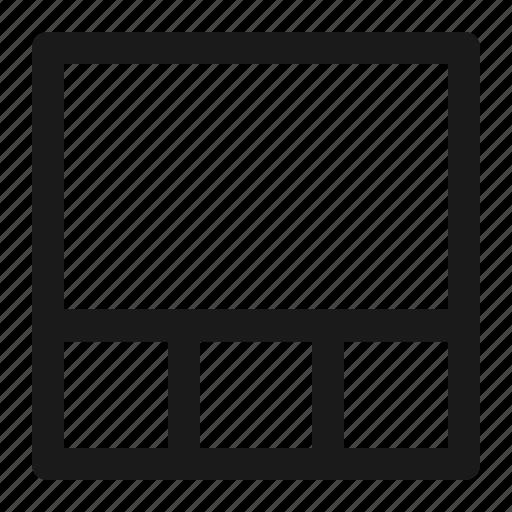company, creative, grid, layout, seo, template, web icon