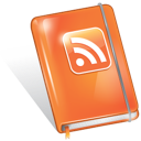 rss, feed, book icon