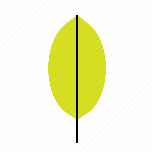 floral, leaf, summer, tree, tropical icon
