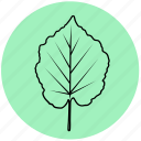 apple, ecology, garden, leaf, liner, nature, plant icon