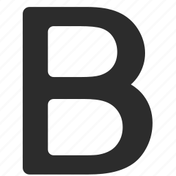 b, learn, note, school, student, test icon