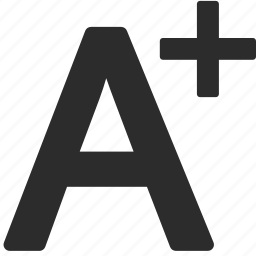 +, a, degree, learn, more, student, test icon