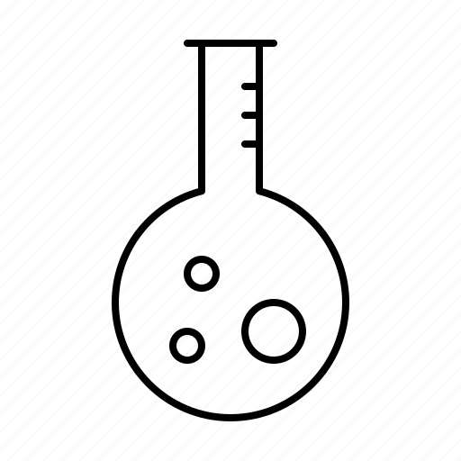 chemistry, education, flask, physics, school, science icon