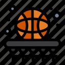 ball, basket, basketball, game, learning