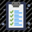 checklist, education, learning