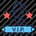 female, hotel, reception, vip