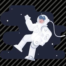 occupation, astronaut, suit, navigation, exploration, explore, discovery, people