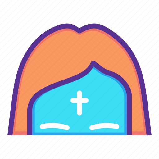 ash, easter, holy, lent, pray, prayer, wednesday icon