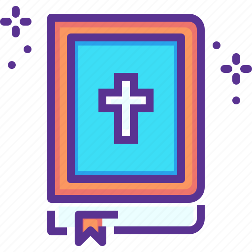 bible, book, christian, holy, pray, prayer, religion icon