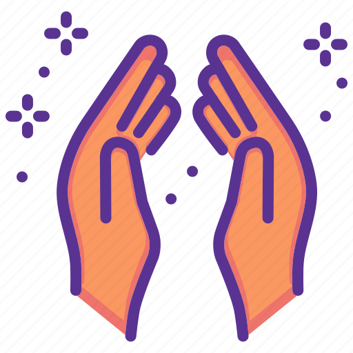 applause, clap, hands, join, pray, prayer, together icon