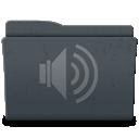 folder, sounds
