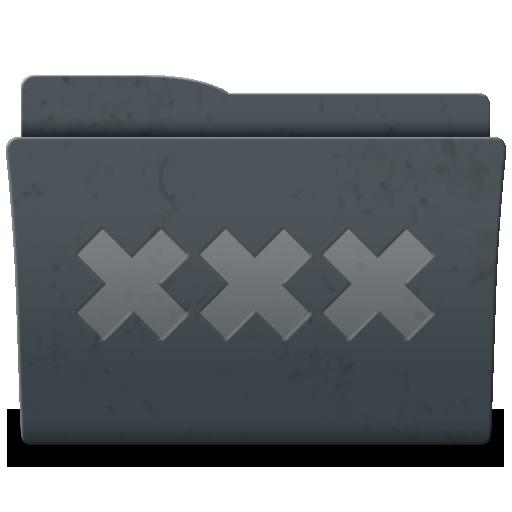 folder, xxx icon