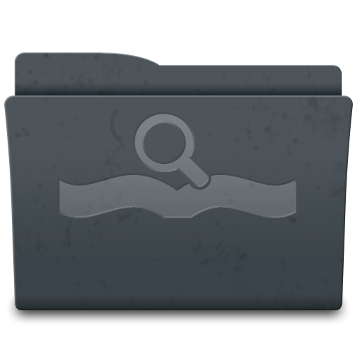 folder, manuals icon