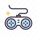game, media, party, play, player, sport, video icon