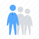 business, group, people icon