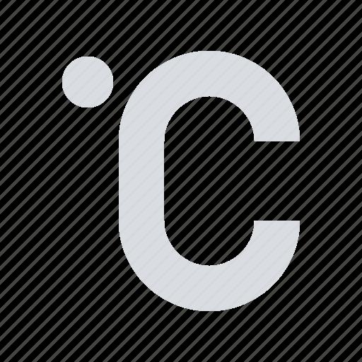 celsius, degrees, temperature icon