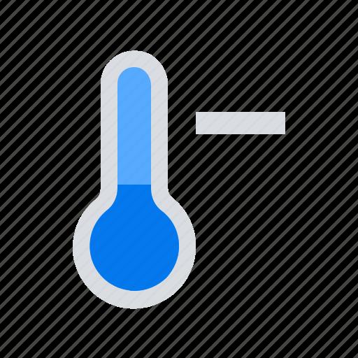 cold, freeze, temperature icon