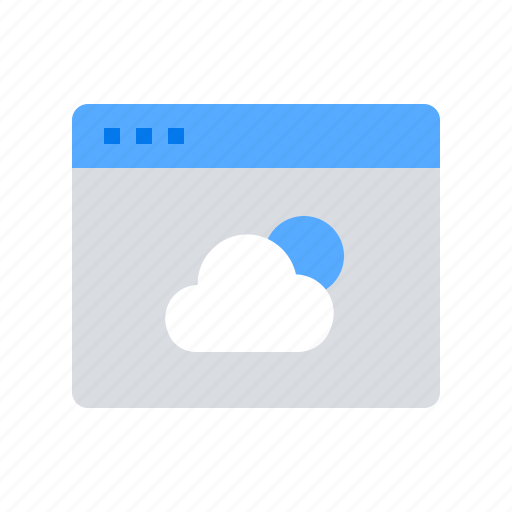 meteorology, site, weather icon