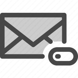 download, envelope, loading, mail, message, progress icon