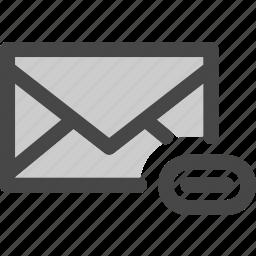 download, envelope, loading, mail, message, progress icon