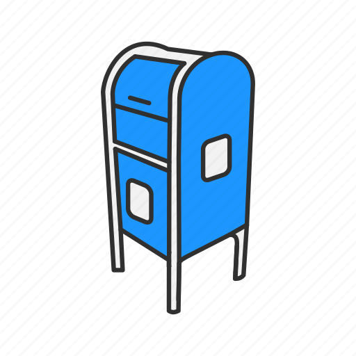 letter, mail, mailbox, message icon