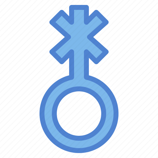 genderqueer, homosexuality, sex, shapes icon