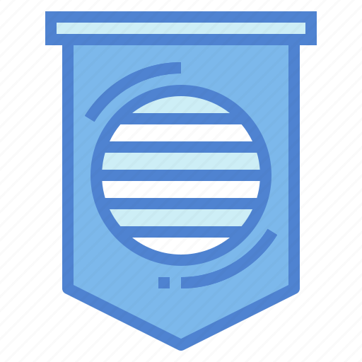 Banner, rainbow, shapes, solidarity icon - Download on Iconfinder