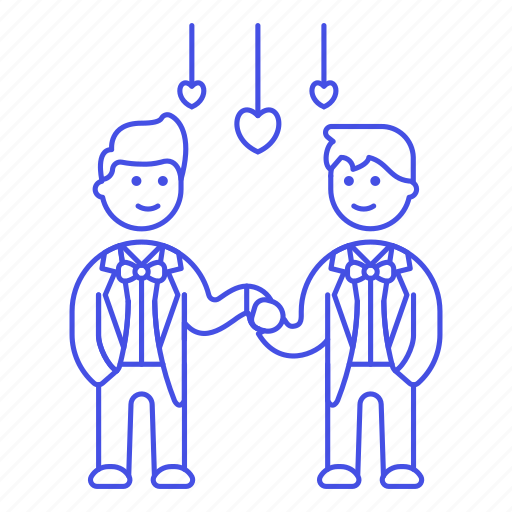 1, ceremony, couple, dance, gay, hands, heart, hold, lgbt, love, lover, marriage, men, wedding icon