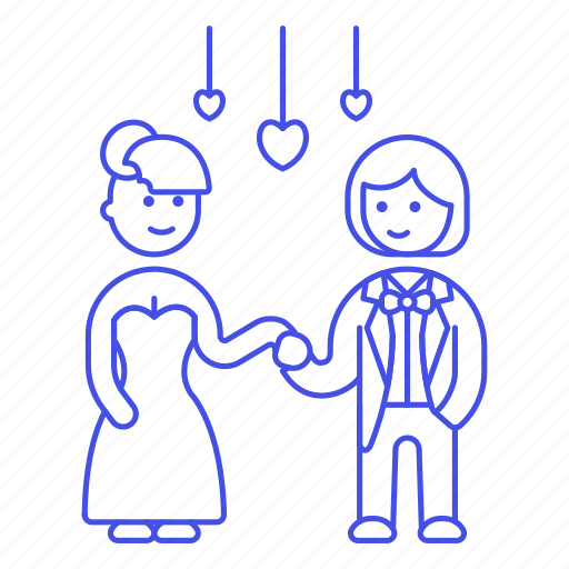 1, ceremony, couple, dance, hands, hold, lesbian, lesbians, lgbt, lover, marriage, wedding, women icon
