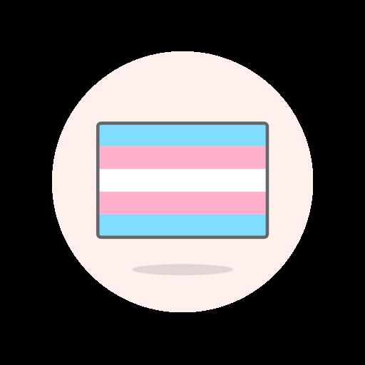 flag, transgender icon