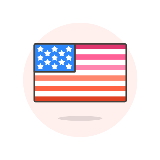 Flag, lesbian, usa icon - Free download on Iconfinder