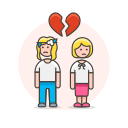 breakup, couple, lesbian icon