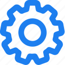 configuration, gear, options, settings, tools icon