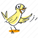 bird, little icon