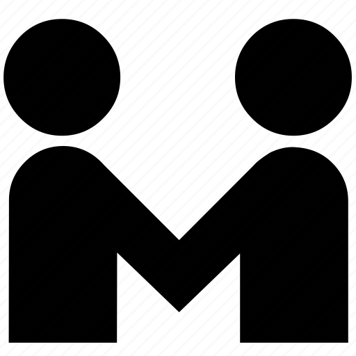 business, conference, meeting, partnership, together icon