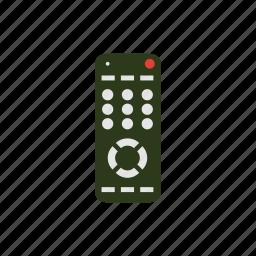 remote tv, television, television set, tv icon
