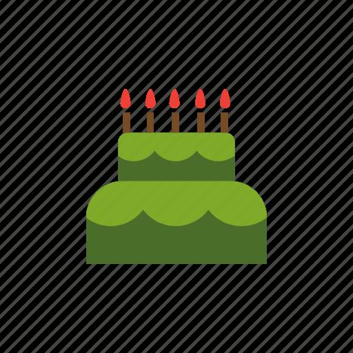 cake, pie icon