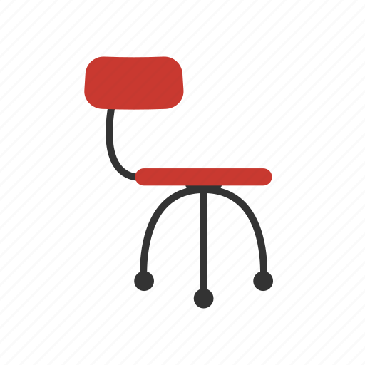 armchair, chair, couch, office chair icon
