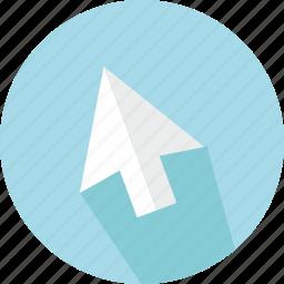 arrows, click, computer, cursor, mouse, multimedia, pointer icon
