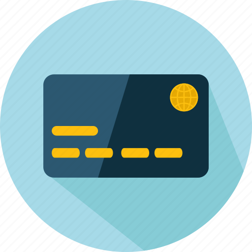 bank, business, card, credit, money, online store, payment icon