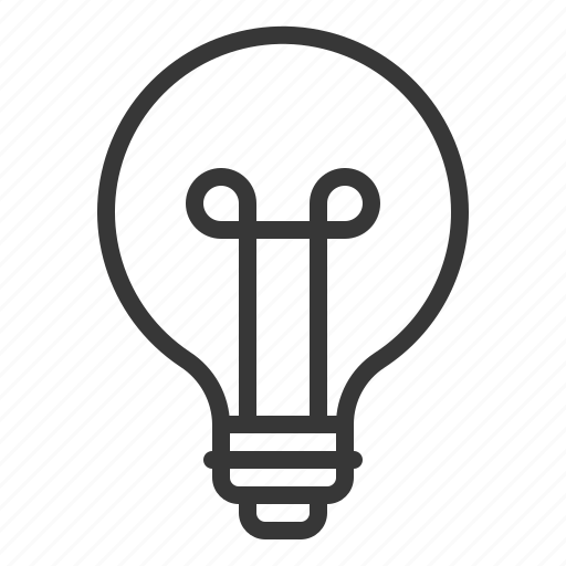 bright, bulb, electric, globe led bulb, led, light icon