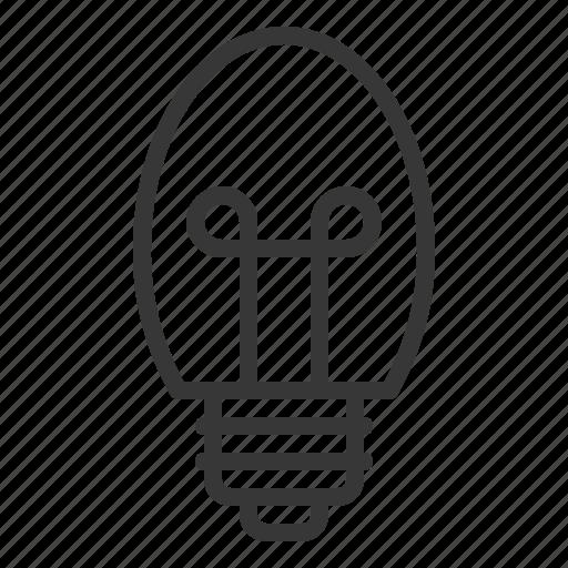 bright, bulb, electric, led lamp, light icon