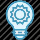 brightness, bulb, energy, idea, light, light bulb, sun