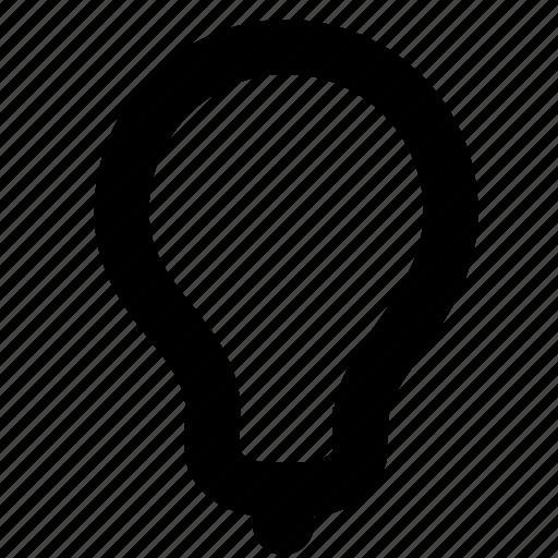 close light, closed tips, light, tips, way icon