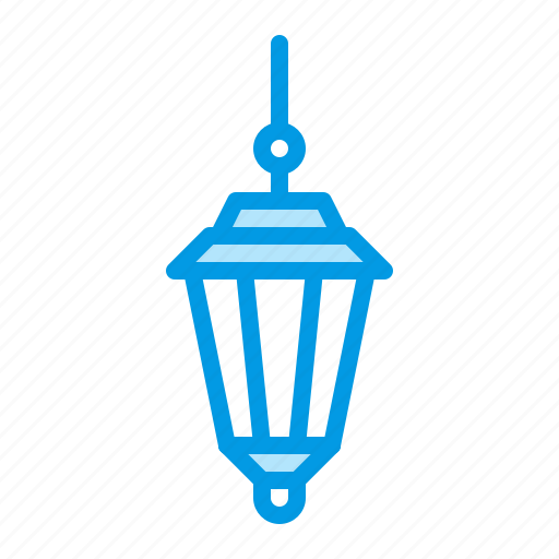 lamp, light, outdoor, pendant icon