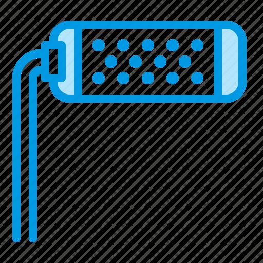 lamp, led, light, outdoor, street icon