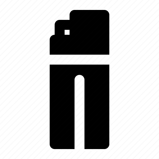 lighter, lucifer, match icon