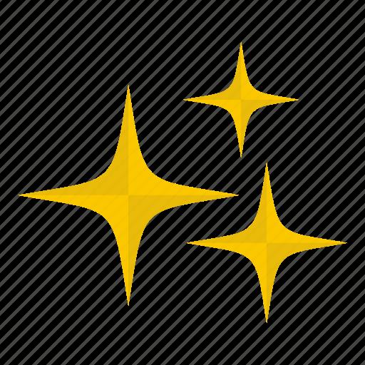 astronomy, evening, ornament, rising, sky, star, stars icon